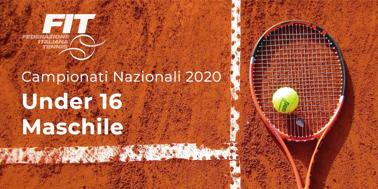 Campionati Nazionali Under 16 Maschili