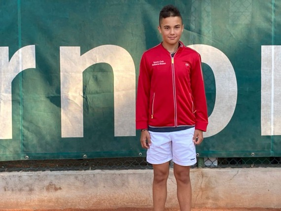 Finale Under 14 di 3ª categoria: Daniel Lechner – Hannes Christanell 6-3 0-6 10-8