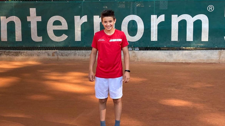 Finale Under 13: Thomas Dallapiazza – Jannik Santa 7-5 7-5