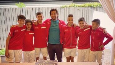 Finale campionati Provinciali: TC Bolzano A batte TC Bolzano B