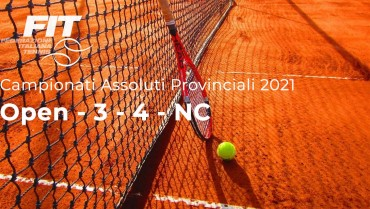 Campionati Assoluti Provinciali 2021